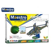MAESTRO ΠΑΖΛ 3D 57Τ. 25,5x17x13cm