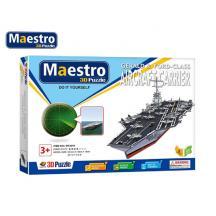 MAESTRO ΠΑΖΛ 3D 99Τ. 63,5x18x16cm AIRCRAFT