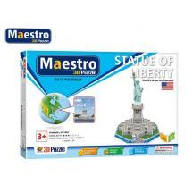 MAESTRO ΠΑΖΛ 3D 37Τ. 20,5x22x28,5cm LIBERTY