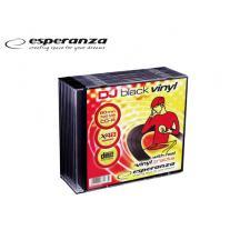 ESPERANZA CD-R 700MB 48X 10Τ. SLIM VINIL 2094
