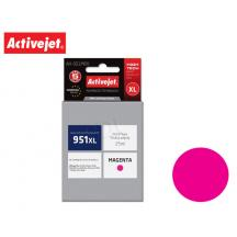 ACTIVEJET INK ΓΙΑ HP #951XL MAGENTA CN047 AH-951MRX 25ml (Α)