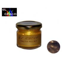 EL GRECO ΠΑΣΤΑ GEL 3D 45ml BLACK CARBON