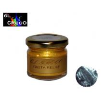 EL GRECO ΠΑΣΤΑ GEL 3D 45ml DARK GREEN