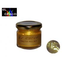 EL GRECO ΠΑΣΤΑ GEL 3D 45ml DEEP GOLD