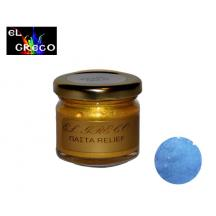 EL GRECO ΠΑΣΤΑ GEL 3D 45ml BLUE COBALT TURKISH