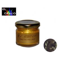 EL GRECO ΠΑΣΤΑ GEL 3D 45ml BURNT UMBER