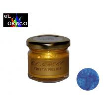 EL GRECO ΠΑΣΤΑ GEL 3D 45ml BLUE PHTHALO