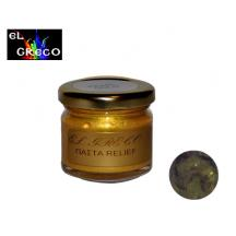 EL GRECO ΠΑΣΤΑ GEL 3D 45ml BROWN VAN DYKE