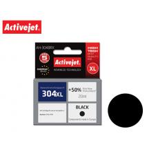 ACTIVEJET INK ΓΙΑ HP #304XL BLACK AH-304BRX (Α)