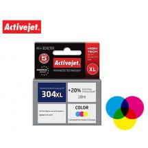 ACTIVE JET INK ΓΙΑ HP #304XL COLOR AH-304CRX (Α)