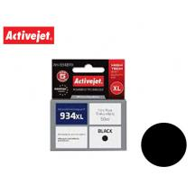 ACIVEJET INK ΓΙΑ HP #C2P23A BLACK AH-934BRX 50ml (N)