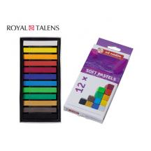 ROYAL TALENS SOFT PASTELS ART CREATION 12 ΧΡΩΜΑΤΑ ΣΕΤ