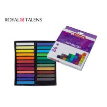 ROYAL TALENS SOFT PASTELS ART CREATION 24 ΧΡΩΜΑΤΑ ΣΕΤ