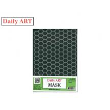 DAILY ART ΣΤΕΝΣΙΛ 140x200 MASK HONEYCOMB SMALL