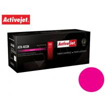ACTIVEJET TONER ΓΙΑ HP #CE403A MAGENTA ATH-403AN(N)