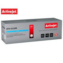 ACTIVEJET TONER ΓΙΑ HP #CE411A CYAN ATH-411AN(N)