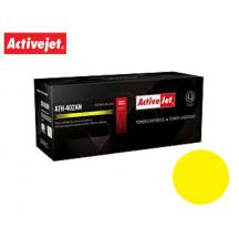 ACTIVEJET TONER ΓΙΑ HP #CE402A YELLOW ATH-402AN(N)