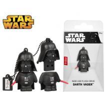 TRIBE FLASH DRIVE USB 3D STAR WARS DARTH VADER 16GB