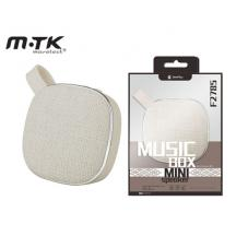 MTK ΗΧΕΙΟ BLUETOOTH FM RADIO 3W FM/TF ΜΠΕΖ
