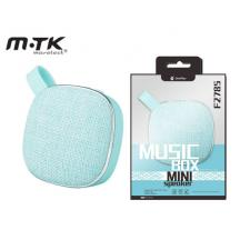 MTK ΗΧΕΙΟ BLUETOOTH FM RADIO 3W FM/TF ΜΠΛΕ