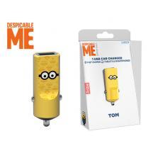 TRIBE ΦΟΡΤΙΣΤΗΣ ΑΥΤΟΚΙΝΗΤΟΥ BUDDY 1 USB DESPICABLE ME TOM