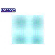 METRON ART ΧΑΡΤΟΝΙ 50x70cm 250gr ΔΙΠΛ.ΟΨ. ΚΑΡΩ ΓΑΛΑΖΙΟ 12Φ.