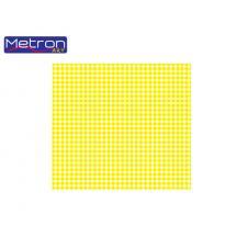 METRON ART ΧΑΡΤΟΝΙ 50x70cm 250gr ΔΙΠΛ.ΟΨ. ΚΑΡΩ ΚΙΤΡΙΝΟ 12Φ.