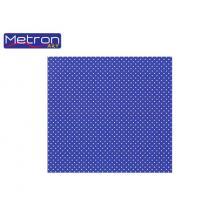 METRON ART ΧΑΡΤΟΝΙ 50x70cm 250gr ΔΙΠΛ.ΟΨ. ΠΟΥΑ ΜΠΛΕ 12Φ.