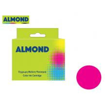ALMOND ΙΝΚ ΣΥΜΒ. ΜΕ BROTHER # LC525 XL MAGENTA 15ml (Ν)