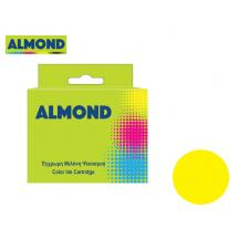 ALMOND ΙΝΚ ΣΥΜΒ. ΜΕ BROTHER # LC525 XL YELLOW 15ml (Ν)