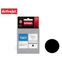 ACTIVE JET INK ΓΙΑ EPSON #T2631 BLACK XP-600, XP-800 AE-2631N 12ml
