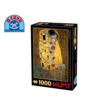 D-TOYS ΠΑΖΛ 1000Τ.68x47cm KLIMT THE KISS