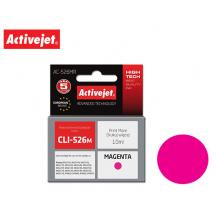 ACJ INK ΓΙΑ CANON #CLI-526 MAGENTA AC-526MR 10ml (Α)