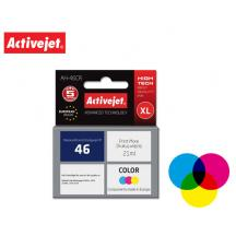 ACTIVE JET INK ΓΙΑ HP #46 COLOR AH-46CR (Α)