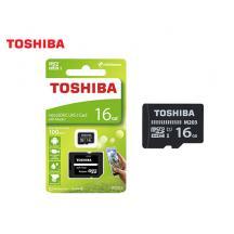 TOSHIBA ΜΝΗΜΗ MICRO SDHC ΜΕ ΑΝΤΑΠΤΟΡΑ SD 16GB CLASS10