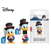 TRIBE FLASH DRIVE USB 3D DISNEY UNCLE SCROOGE 16GB