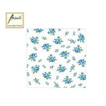 AMBIENTE ΧΑΡΤΟΠΕΤΣΕΤΕΣ 33x33cm FORGET ME NOT 20Τ.