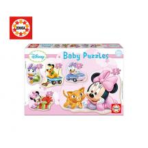 EDUCA ΠΑΖΛ 5Τ. BABY MINNIE LICENSED