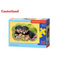 CASTORLAND ΠΑΖΛ 35Τ. 23x16,5cm LITTLE ROTTWEILERS