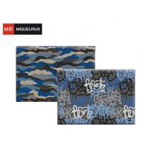 MIQUELRIUS ΦΑΚΕΛΟΣ ΚΟΥΜΠΙ ΡΡ Α4 MR STREET ART & HARD ROCKS 2Τ.