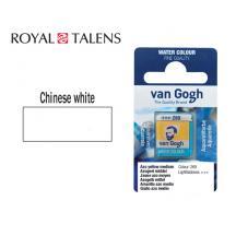 ROYAL TALENS ΧΡΩΜΑ ΑΚΟΥΑΡΕΛΑΣ ΚΥΒΟΣ VAN GOGH CHINESE WHITE 2Τ.