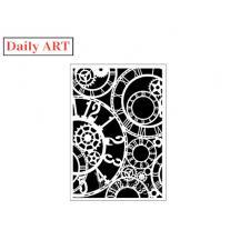 DAILY ART ΣΤΕΝΣΙΛ Α5 CLOCKWORK