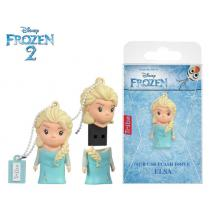 TRIBE FLASH DRIVE USB 3D FROZEN ELSA 16GB