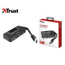 TRUST USB 2.0 HUB 4 ΘΥΡΩΝ OILA
