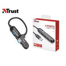 TRUST USB 3.1 HUB 4 ΘΥΡΩΝ AIVA