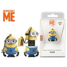 TRIBE FLASH DRIVE USB 3D DESPICABLE ME BOB 16GB