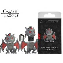 TRIBE FLASH DRIVE USB 3D GOT DROGON 16GB