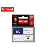 ACJ ΙΝΚ FOR HP #650 BLACK CZ101AE REM AH-650BKR 20ml (Α)