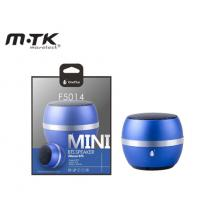 MTK ΗΧΕΙΟ BLUETOOTH BTS MINI 4W/300mAh ΜΠΛΕ