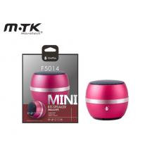 MTK ΗΧΕΙΟ BLUETOOTH BTS MINI 4W/300mAh ΚΟΚΚΙΝΟ
